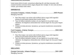 Recruiter Sample Resume Free Resume Database For Recruiters Free Resume Example And