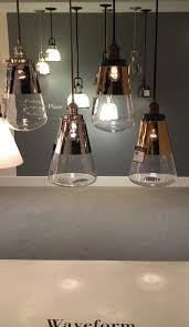 Murray Feiss Light Each Light Fixture In The Modern Waveform Pendant Light Collection