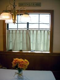 diy cafe curtains dishes and designs