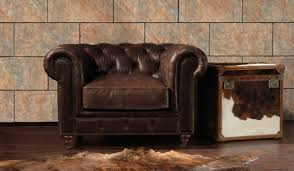 Leather Chesterfield Armchair Vintage Leather Chesterfield Armchair Luxury Delux Deco