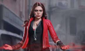 scarlet witch original costume toys reveals final scarlet witch figure