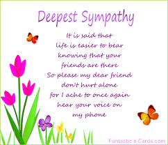 sympathy card wording cards e cards free inspiring