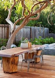 live edge outdoor table 40 best wood slab furniture images on pinterest rustic furniture