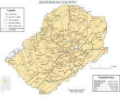 Dma Map Jefferson County Alabama Map