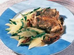 cuisiner blettes marmiton côtes d agneau au four facile recette sur cuisine actuelle