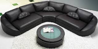 Rounded Corner Sofas Small Corner Sectional Sofa And Its Advantages Sofamoe Info