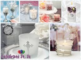 communion decoration personalised communion candles favors ideas ireland