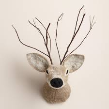 gallery deer head home decor regmcom online