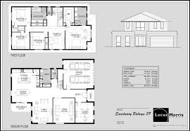 Town House Plans 3br House Plans Webshoz Com