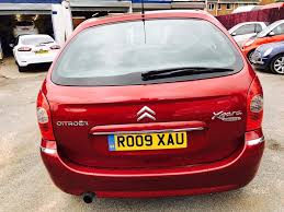 citroen xsara picasso 1 6 diesel 1 owner full service histroy in