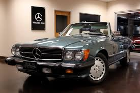 used 1988 mercedes benz 560 stock p3676b 2 ultra luxury car from