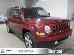 2017 jeep patriot sunroof ottawa s used 2017 jeep patriot sport north in stock used vehicle
