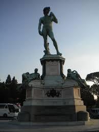 Michelangelo David Statue Firenze Streets 19 U2013 David Statue In Piazzale Michelangelo