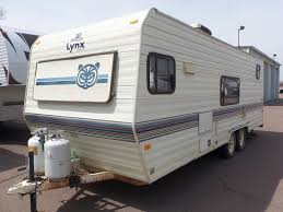 1990 fleetwood prowler lynx 24c travel trailer sioux falls sd rv