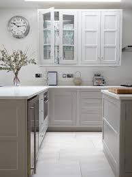 light gray cabinets home design