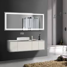 Lighted Bathroom Mirror by Amazon Com Decoraport 70 Inch 32 Inch Horizontal Led Wall Mounted