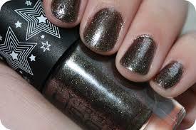 gosh galaxy nail varnish make up monster