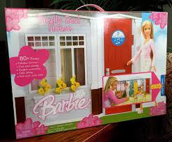 2005 nib rare barbie 2005 totally fold house sounds