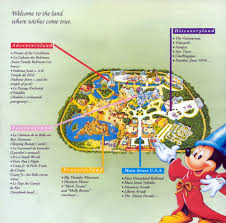 printable map disneyland paris park maps euro disneyland paris 1994 progress city u s a