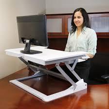 sit and stand desk converter sit stand desk converter workstation solution