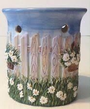 Tea Light Oil Warmer Yankee Candle Cornucopia Hanging Tart Wax Oil Warmer Burner Tea