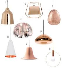 Copper Pendant Lights Kitchen Godfrey Copper Pendant By Studio Lightly Lig Lamp Pinterest