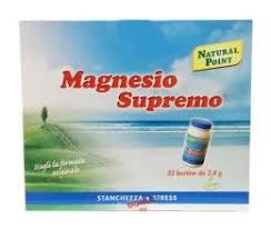 le proprietã magnesio supremo magnesio supremo in polvere 300 g