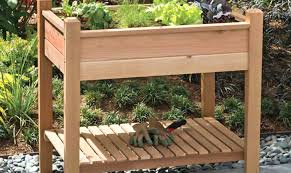 Outdoor Potters Bench Potting Bench Plans This Old House Free Outdoor Potting Bench