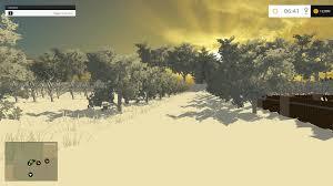 Snow Map Sadownicza Dolina V1 Snow By Krzychu Map Farming Simulator 2017