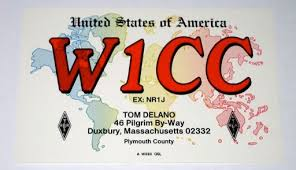 Call Vanity Qsl Cards Past And Present
