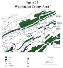 Washington County Tax Map by Report