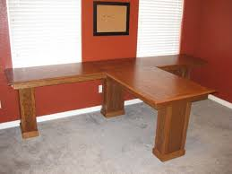 How To Build A Small Computer Desk Simple Plywood Computer Desk Woodworking Talk Woodworkers Forum