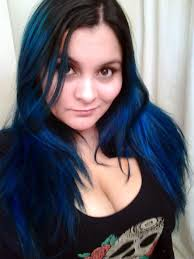 less damaging hair colors i been using manic panic to dye my hair tardis blue im looking