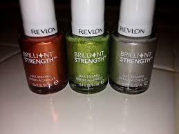 doreen reviews revlon brilliant strength nail polishes