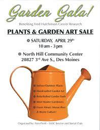 fundraiser plant u0026 garden sale will be saturday at north hill