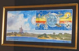 the cosmic world of space artist robert mccall airport journals