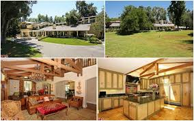 Calabasas Ca Celebrity Homes by Celebrity Real Estate Former Lisa Marie Presley Estate In Hidden