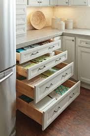 Drawer Base Cabinets Kitchen Four Drawer Base Cabinet Homecrest Cabinetry