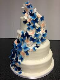 wedding cakes amazing butterfly wedding cake designs