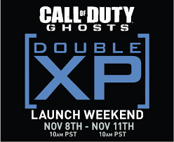 Call Of Duty Ghosts Meme - call of duty ghosts double xp weekend starts today november 8