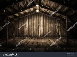 Wooden Interior Old Wooden Interior Light Bulb Stock Photo 72482989 Shutterstock