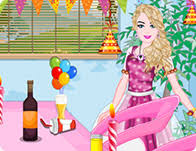 Room Decor Games For Girls - barbie birthday party room cleaning games