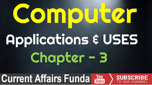 computer application areas chapter 3 po clerk sbi ibps