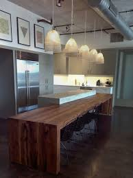 reclaimed white oak wood countertop photo gallery by devos custom