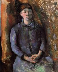 Madame Cezanne In A Red Armchair Rainer Maria Rilke On Colour And Self Awareness U2013 Sonnets In Colour
