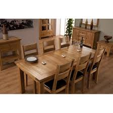 solid oak round dining table 6 chairs extending dining table and chairs extending solid oak dining table 6