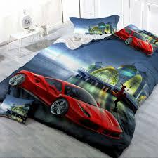 3 d bed sheets