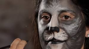 Kitty Faces For Halloween by How To Do Cat Face Makeup Howcast The Best How To Videos On