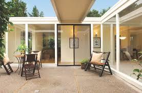 100 joseph eichler homes recreating a classic u2013 nonagon