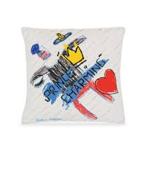 Prince Charming by Prince Charming Cushion Vivienne Westwood